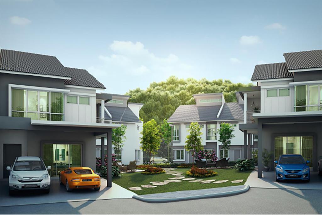 Bintang Maya Terrace House - Oriental Kedah Realty